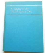 HISTORY OF THE WORLD'S SPORTS CARS : A (Hough. 1961)